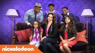 Haunted Hathaways | Official Theme Song | Nick