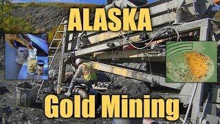 Alaska Gold Mining