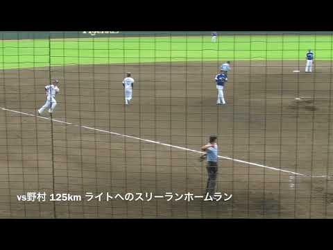 2017/09/06 ファーム 阪神対中日@鳴尾浜 髙山選手の全5打席