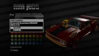 Saints Row 3 customization- best car u can mod