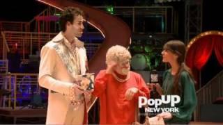 The Big Apple Circus with GrandMa