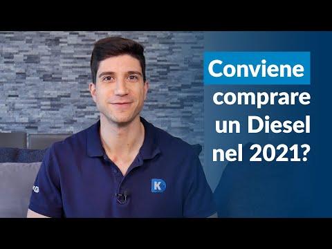 Comprare il DIESEL nel 2021 scelta SAGGIA Parliamone