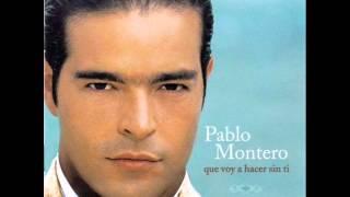 Pablo Montero  Que voy hacer Si Ti