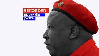 EFF speaks on Nkandla saga