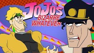 JoJos Bizarre Whatever (JJBA Parody Cartoon)
