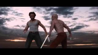 Deadpool Action scene wolverine Awesome Fight
