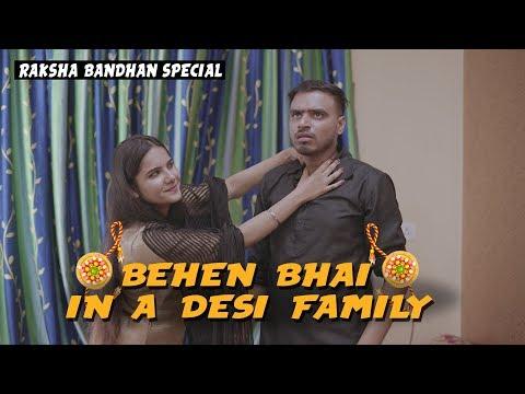 Xxx Mp4 Behen Bhai In A Desi Family Raksha Bandhan Special Amit Bhadana 3gp Sex