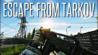 BAREBONES AKS-74U PVP - Escape From Tarkov