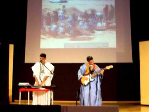CONCERTO MUSIC SAHARAWI BERGAMO GRUPPO SAGUIA HAMRA by saharawi omar