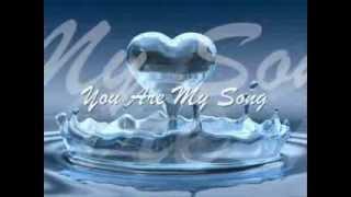 YOU ARE MY SONG  -  Martin Nievera  (w/ Lyrics)