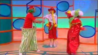 Hi-5 Tim Roly Poly Clowns