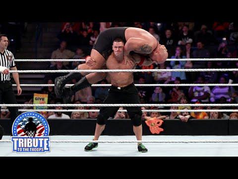 John Cena, Dolph Ziggler, Erick Rowan & Ryback vs. Big Show, Kane, Seth Rollins & Luke Harper