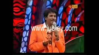 airtel super singer siva karthikeyan Comedy With contestants banna comedy mp4 new   YouTube