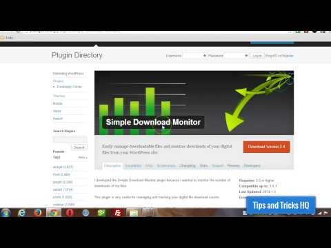 Xxx Mp4 WordPress Simple Download Monitor Plugin Usage 3gp Sex