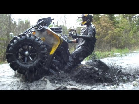 Full Throttle Swamp Riding