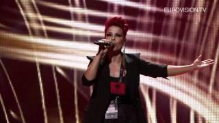 Aurela Gaçe's first rehearsal (impression)