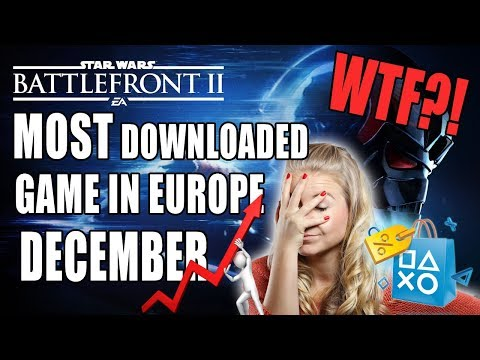 Xxx Mp4 WTF Star Wars Battlefront 2 Is The Most Downloaded Game On Playstation Store In December 3gp Sex