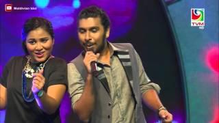 Maldivian Idol Gala Round   Finifen Malekey Group song Top6