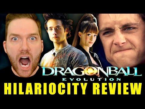 Dragonball Evolution Hilariocity Review