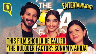 Dulquer Salmaan and Sonam Kapoor on 'The Zoya Factor' | The Quint