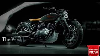Royal Enfield Bobber 838 cc Motorcycle II The Most Powerful RE Motorcycle Ever