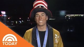 Jonny Moseley, Scott Hamilton, And Others On Winning A Medal At The Olympics | TODAY