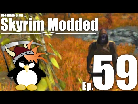 New Armor for Inigo - Skyrim Modded Ep 59