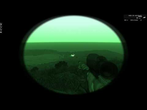 Operation Hammerdown Southwest Sweep Enemy Coastal Outpost