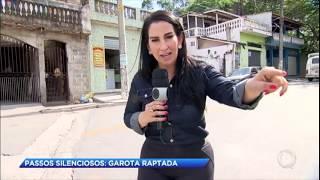 Menina de 13 anos é estuprada após ser raptada na porta da escola em Taboão da Serra