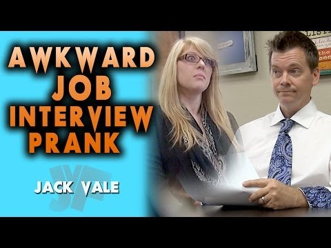 Awkward Job Interview Prank