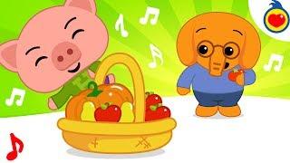 Plim Plim ♫ Mezcla tu sabor ♫ Canciones Infantiles