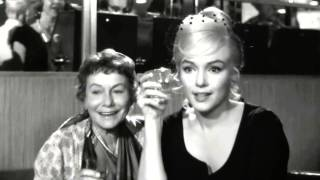 """Marilyn Monroe - """"How Do You Just Live"""" The Misfits 1961"""