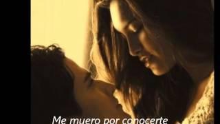 Me muero por conocerte / Alex Ubago con Amaia Montero