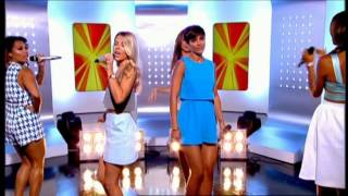 The Saturdays - What Are You Waiting For? - This Morning - 11th August 2014