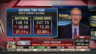 John Hannah on the Administrations Syria comments with Fox Business