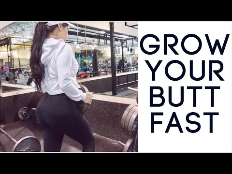 3 BEST WORKOUTS TO GROW THE BOOTY With Danny_getsfit