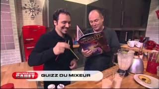 Alexandre Astier chez Cauet -quizz Kaamelott