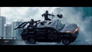 [HD] Deadpool Music Video  - Feel Invincible