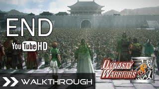 Dynasty Warriors 8 Walkthrough - Part 21 Hypothetical Route (Shu Ending B - Capture of Wei) HD 1080p