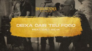 ICD Londrina - Deixa Cair O Teu Fogo [feat. DAVI SILVA] - (Clipe)