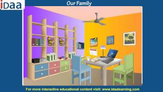Our Family CBSE Class 3  (www.iDaaLearning.com)
