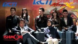 Press Conference Satria Garuda BIMA X