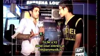 Falak`s video Soniye Got hundred percent on the poll carried by VOT on arymusic
