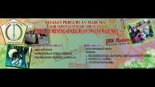 Lagu Bondan #Kita Selamanya Kenangan Di Sekolah angkatan 2014 SMK MADUMA