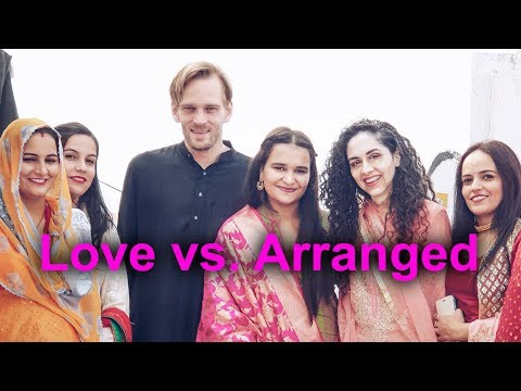 Attending an Arranged Marriage in an Indian Village