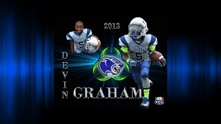 2013 Devin Graham - Clay PAL Panthers 10u Blue NYFC National Champions