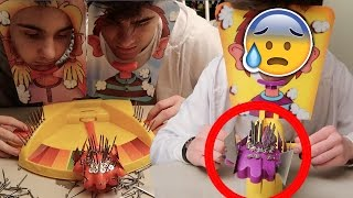 THE MOST DANGEROUS BANNED PIE FACE GAME CHALLENGE!