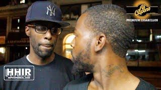 TAY ROC & GWITTY GET INTO IT AGAIN AFTER GWITTY'S BATTLE VS CHARLIE CLIPS ON WEGOHARD