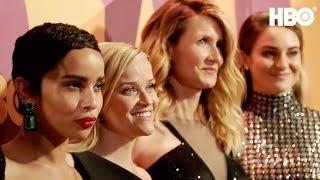 2018 Golden Globe® Awards   HBO Redcarpet Buzz w/ Nicole Kidman, Alexander Skarsgård & More!