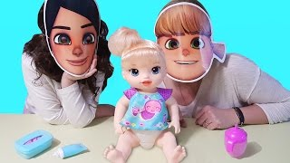 Baby Alive YENİ Oyuncak Bebek Paketini Mira İle Açtım   Oyuncak Açma   Oyuncak Butiğim